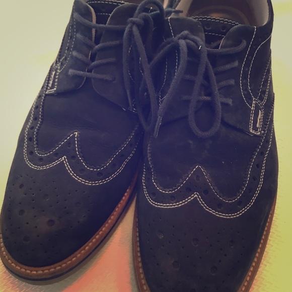 1901 Shoes   Blue Suede   Poshmark